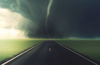 Tornado Wallpaper 14 3840x2400 340x220