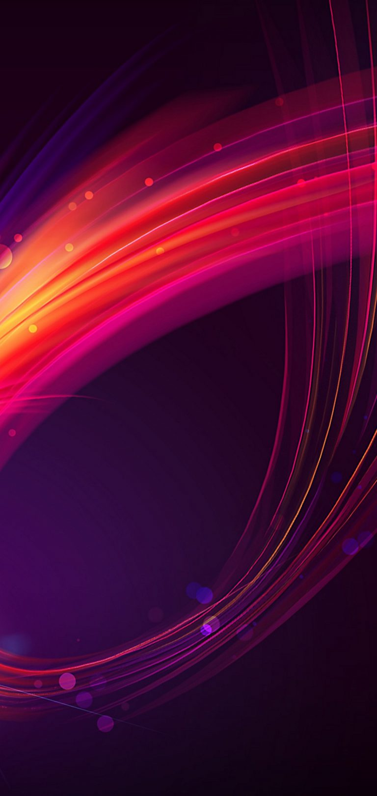 Abstract Wave Wallpaper 1080x2280 768x1621