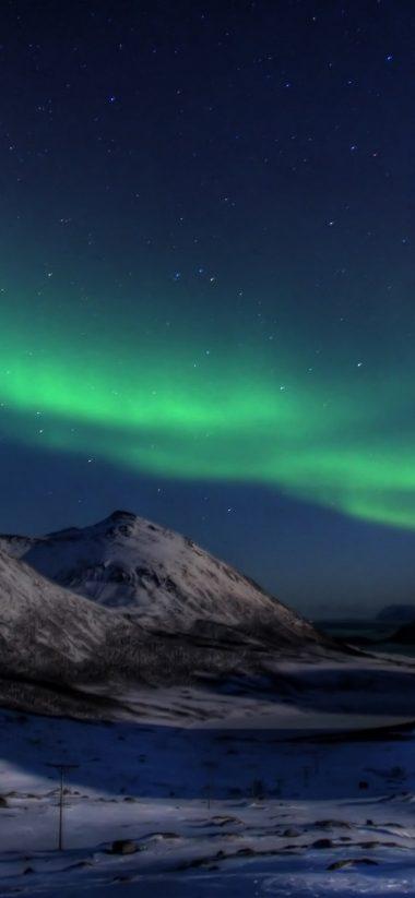 Aurora Borealis Wallpaper 1125x2436 380x823