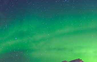 Aurora Borealis Winter Wallpaper 1125x2436 340x220
