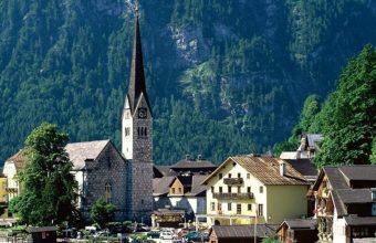Austria Alp Europe Landscape Lake 1440x2880 340x220