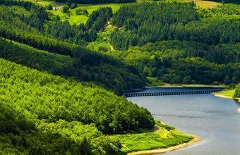 Beautiful River Mountains Wallpaper 1080x2280 340x220