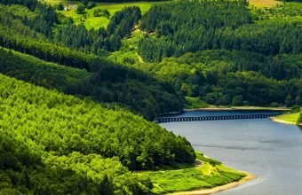 Beautiful River Mountains Wallpaper 1125x2436 340x220