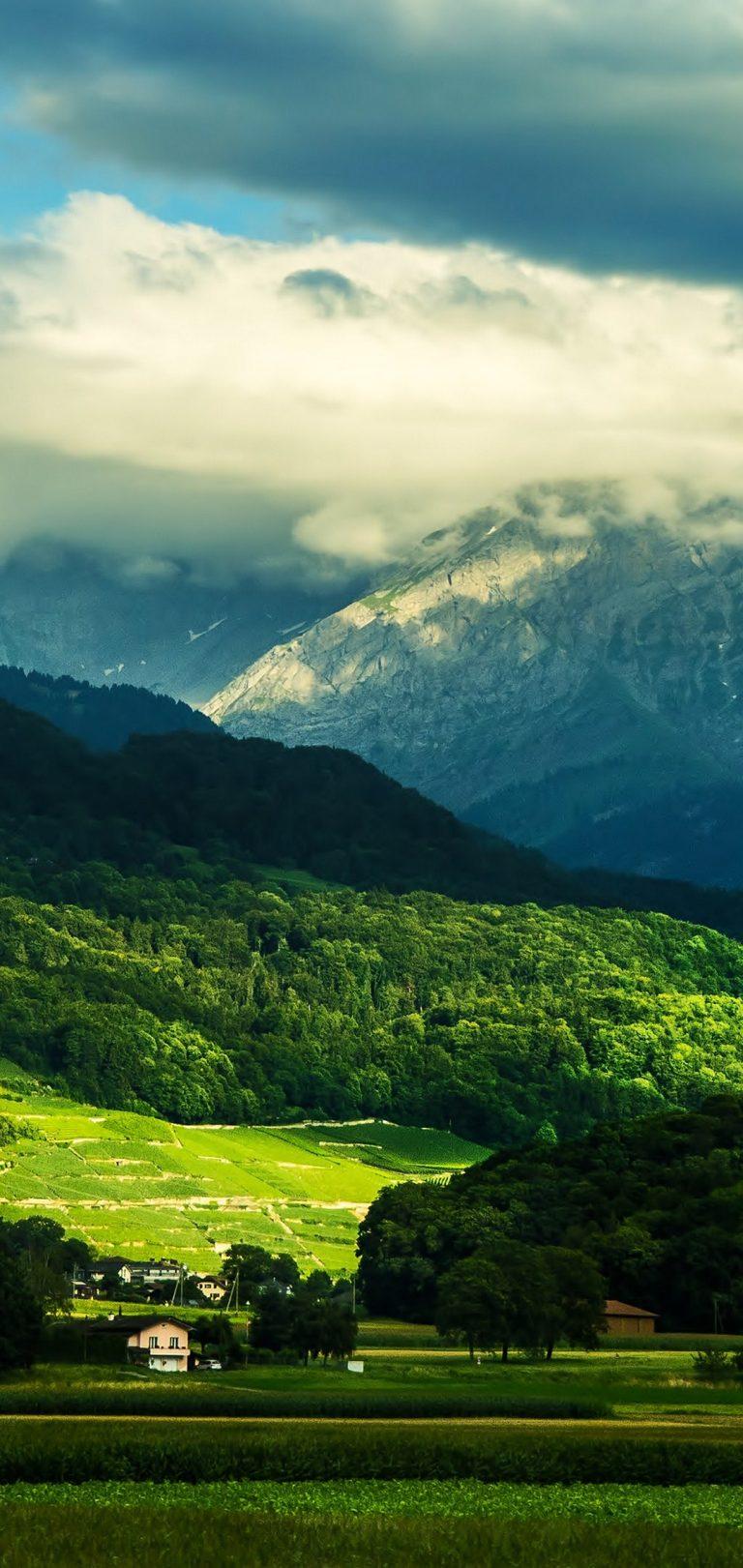 Beautiful Valley Wallpaper 1080x2280 768x1621