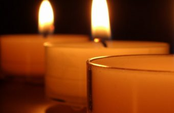 Candle Wallpaper 1125x2436 340x220