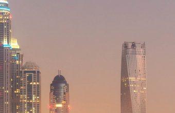 Dubai Lights Wallpaper 1080x2280 340x220