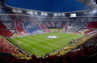 FC Bayern Munich Wallpaper 12 1920x1200 340x220