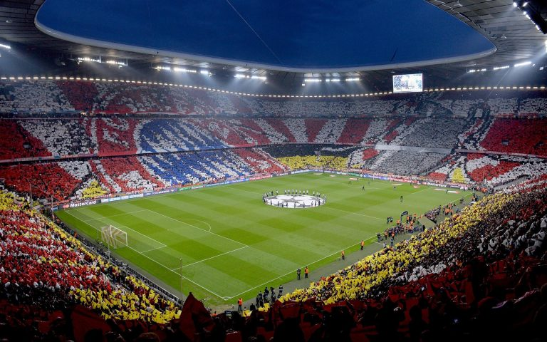 FC Bayern Munich Wallpaper 12 1920x1200 768x480