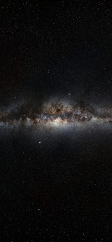Galaxy View Wallpaper 1125x2436 380x823