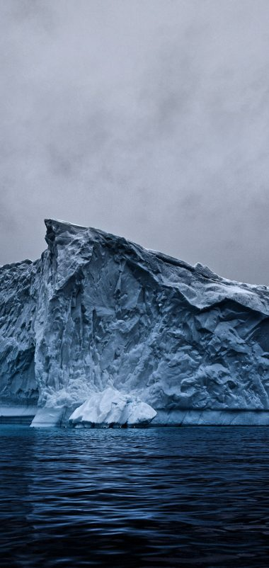 Iceberg Wallpaper 1080x2280 380x802