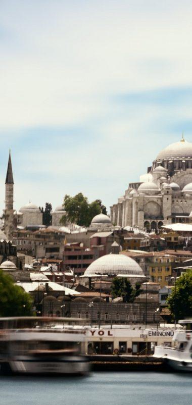 Istanbul Wallpaper 1080x2280 380x802