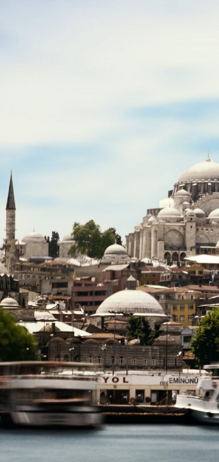 Istanbul Wallpaper 1080x2280 768x1621