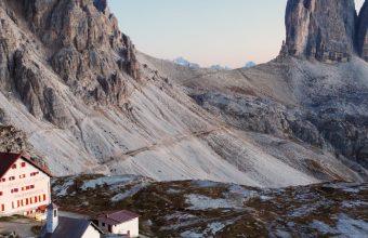 Italy Dolomite Alps Three Peaks 1440x2880 340x220