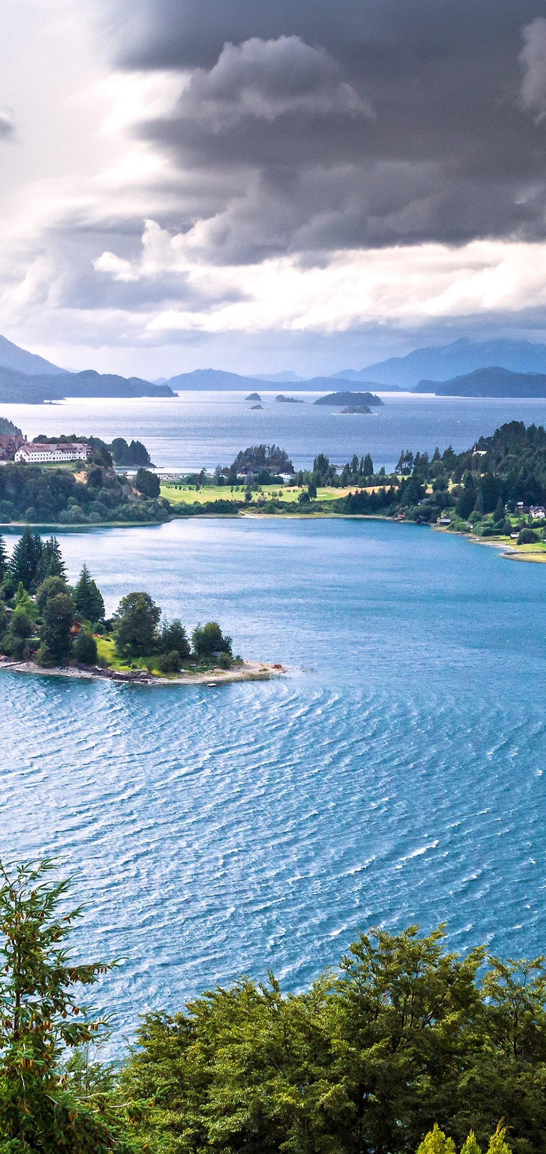 Lake view wallpaper 1080x2280 - 1080 x 1080 background ...