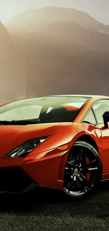 Lamborghini Gallardo Wallpaper 1080x2280 380x802