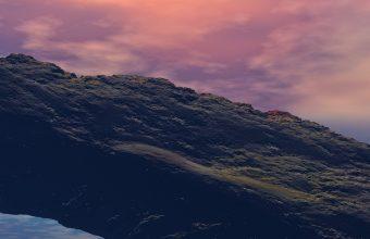 Landscape Rocks 8K 1440x2880 340x220