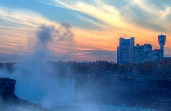 Niagara Falls Wallpaper 1080x2280 340x220
