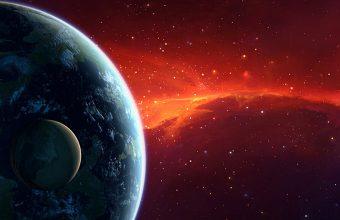 Planets HD Wallpaper 1125x2436 340x220