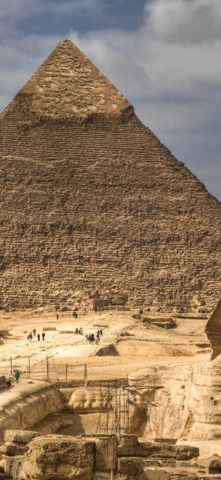 Pyramid HD Wallpaper 1125x2436 768x1663