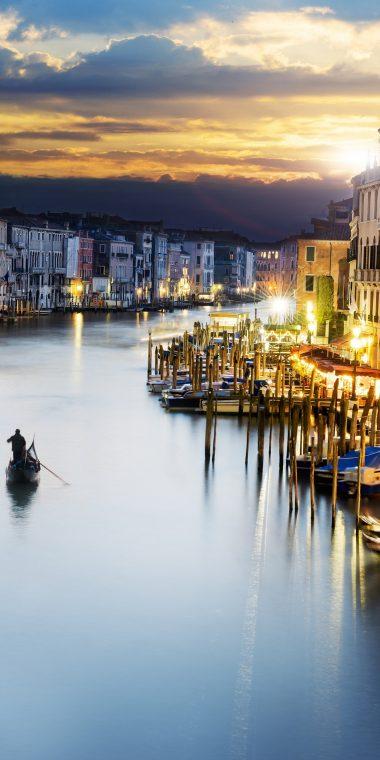River Boat Town Light 1440x2880 380x760