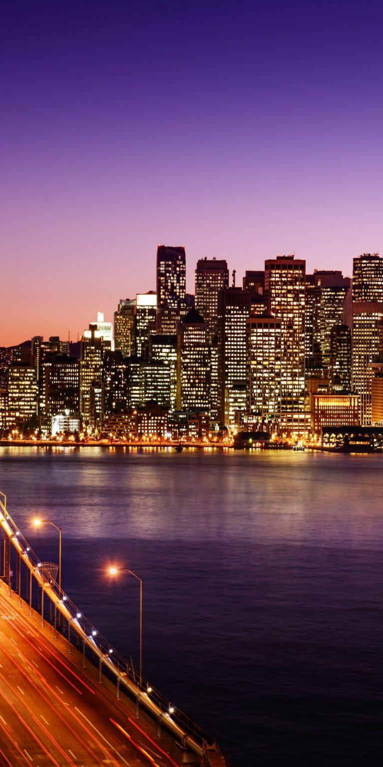 San Francisco California Usa Golden 1440x2880 768x1536