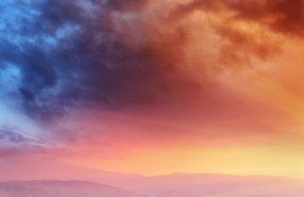 Scenery Mountains Sky Sunrises 1440x2880 340x220