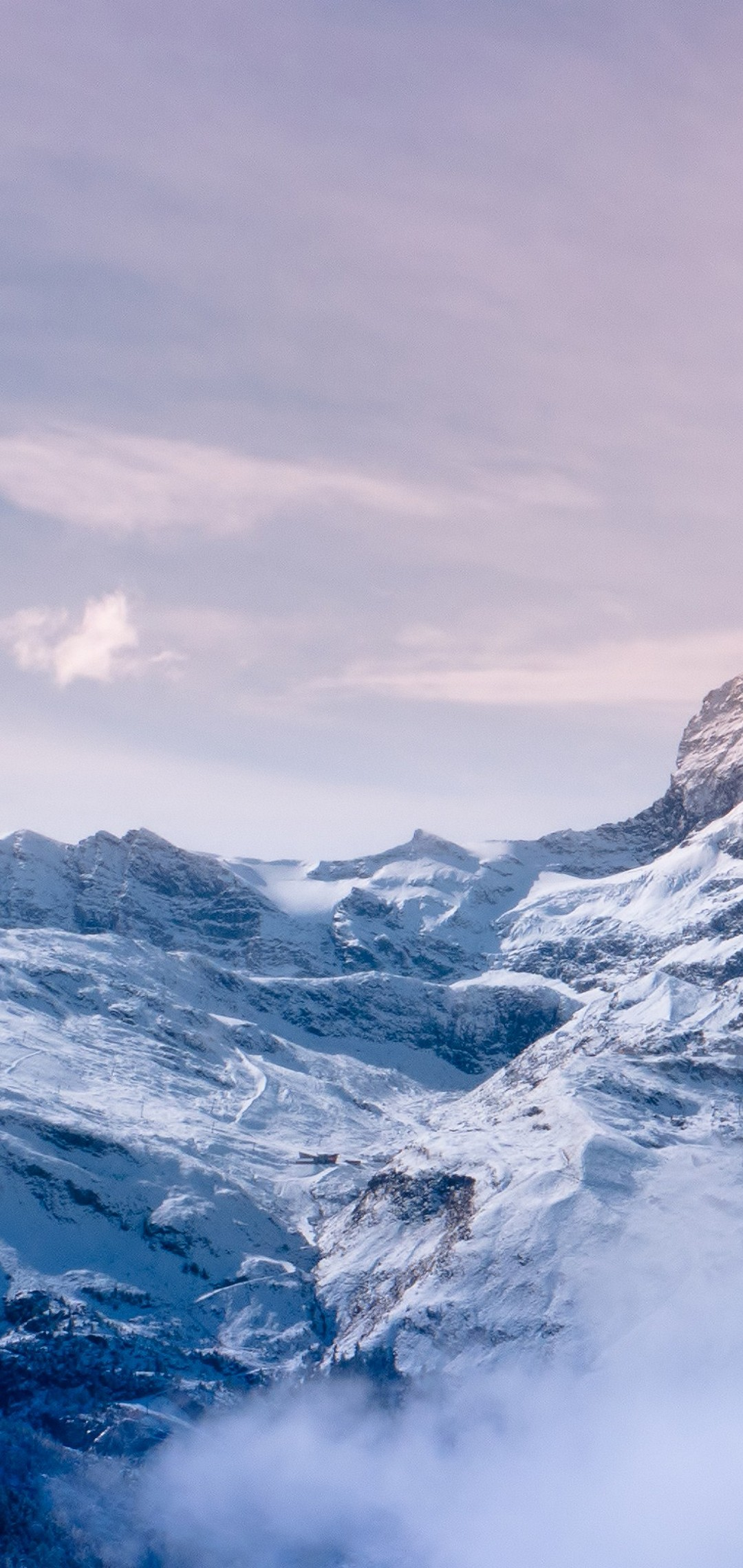 Snow mountain wallpaper 1080x2280 - 1080 x 1080 background ...