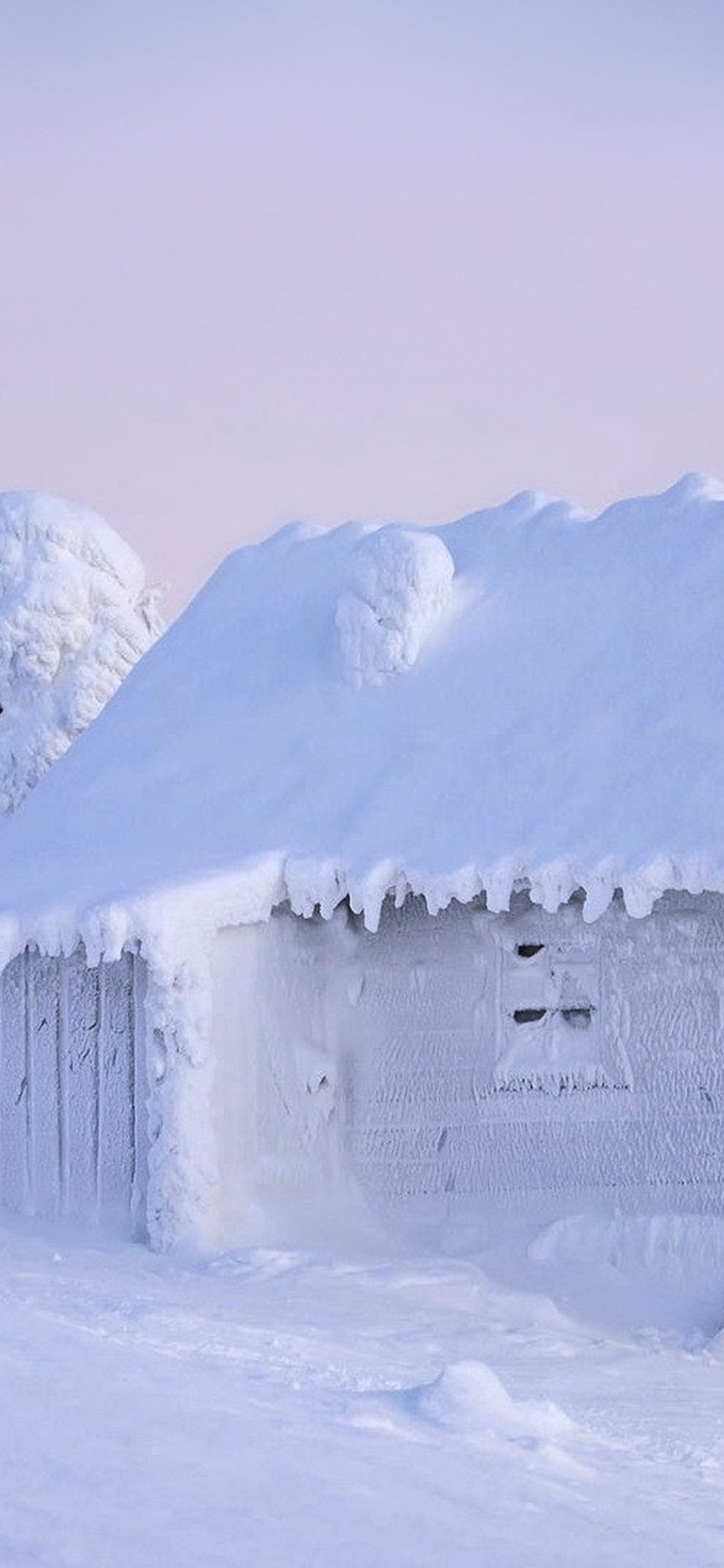 Snow Winter HD Wallpaper