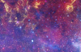 Space Stars Galaxy Cosmo 1440x2880 340x220