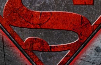 Superman Logo Wallpaper 1080x2280 340x220