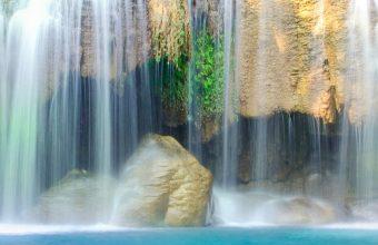 Thailand Parks Waterfalls Erawan Waterfall 1440x2880 340x220