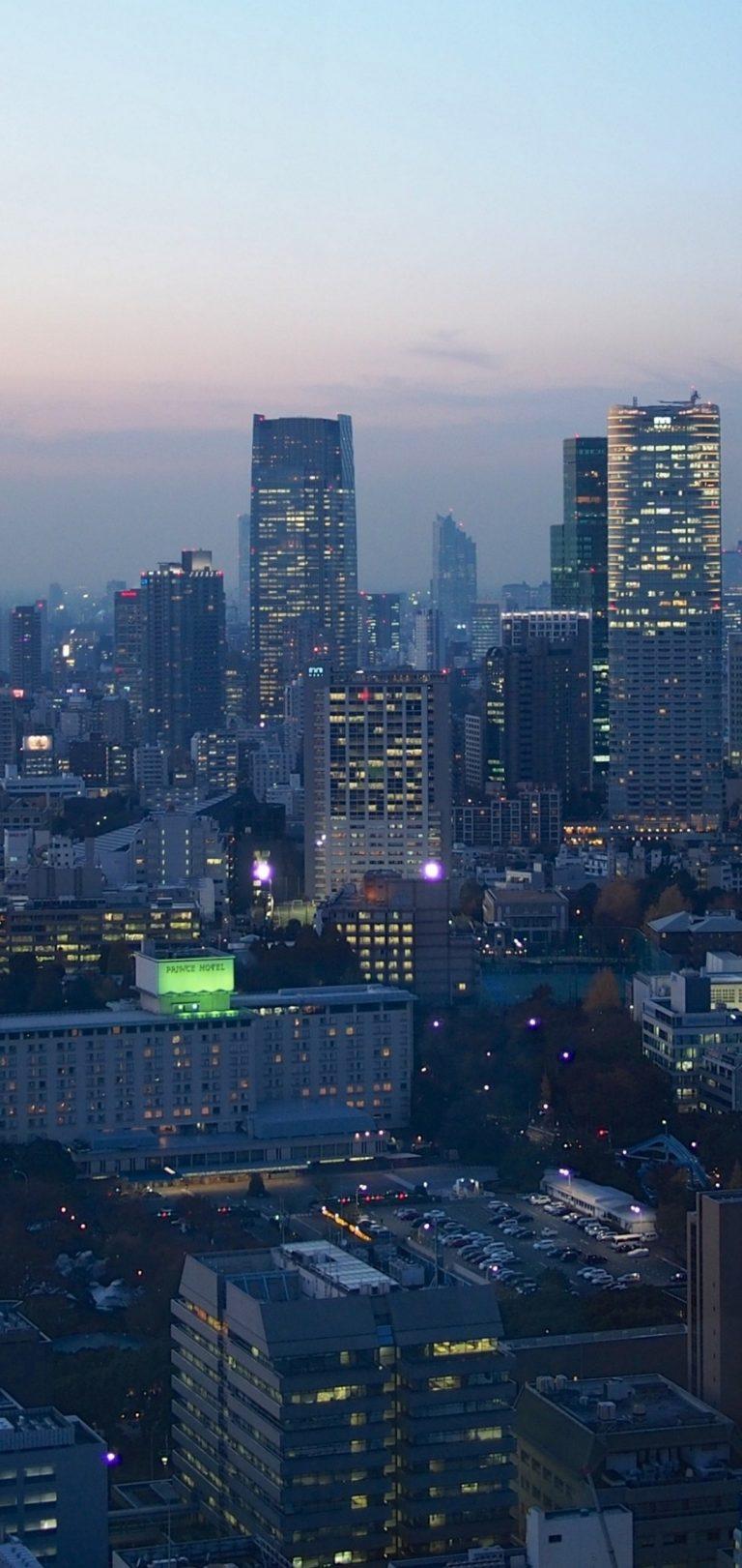 Tokyo Wallpaper 1080x2280 768x1621