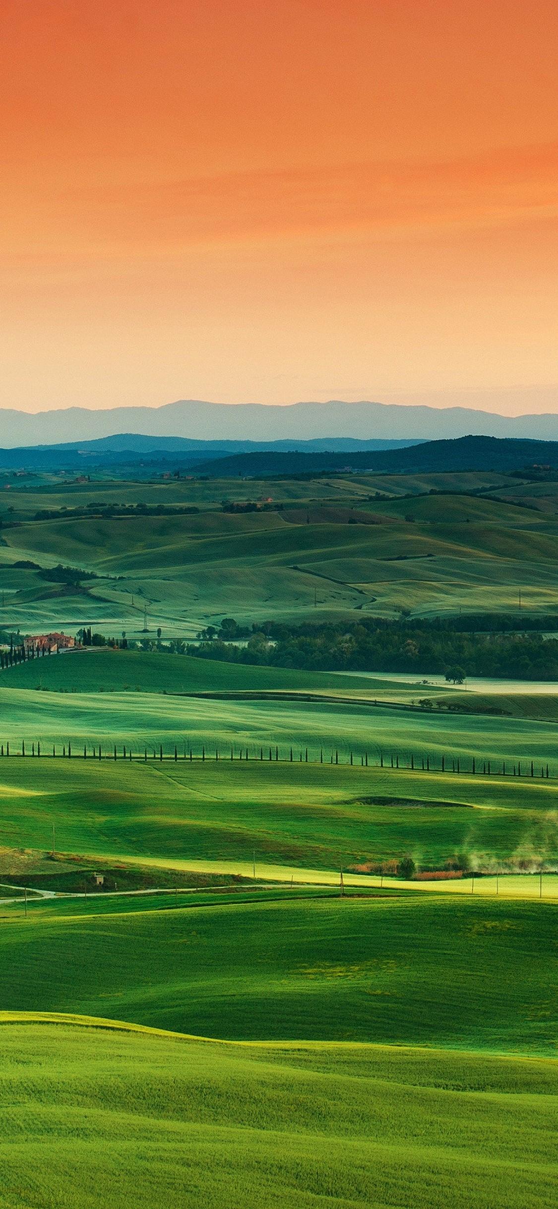 Tuscany Hd Wallpaper 1125x2436