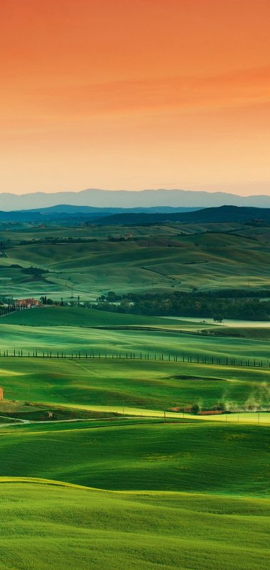 Tuscany Wallpaper 1080x2280 380x802