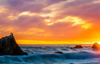 USA Coast Sunrises And Sunsets 1440x2880 340x220