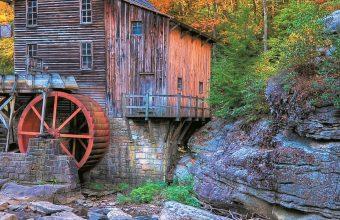 USA Stones Autumn Mill Glade 1440x2880 340x220