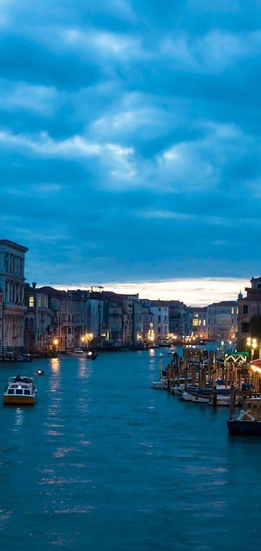 Venice Wallpaper 1080x2280 380x802
