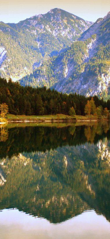 Water Reflection HD Wallpaper 1125x2436 380x823