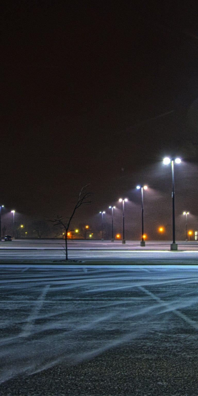Winds Street Lights Asphalt 1440x2880 768x1536