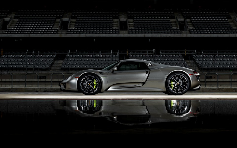 2015 Porsche 918 Spyder Wallpaper Hd