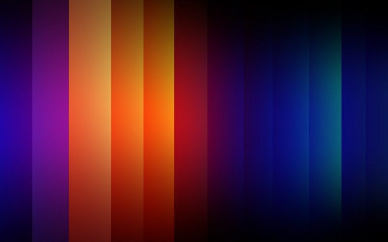 Abstract Multicolor Striped Texture Wallpaper 960x600 768x480