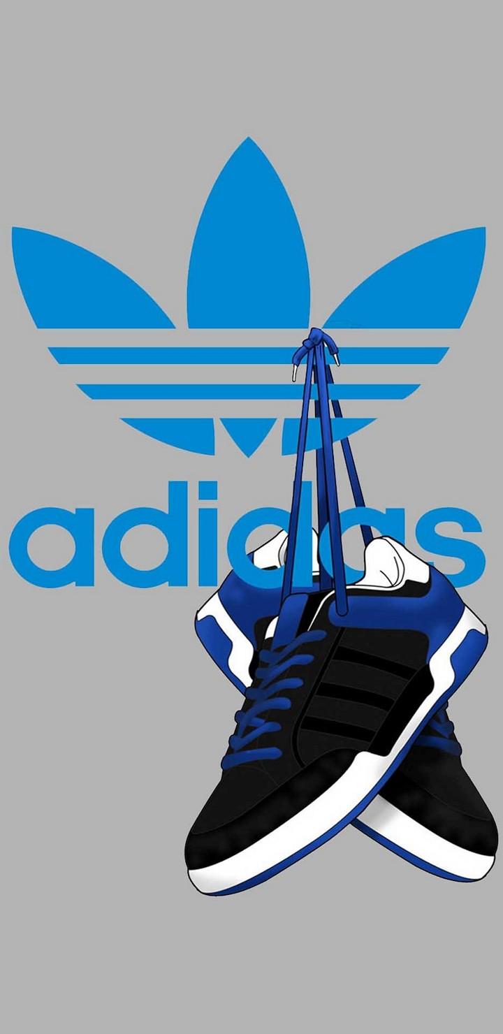 720 x 1480 pixels wallpapers: Adidas Wallpaper