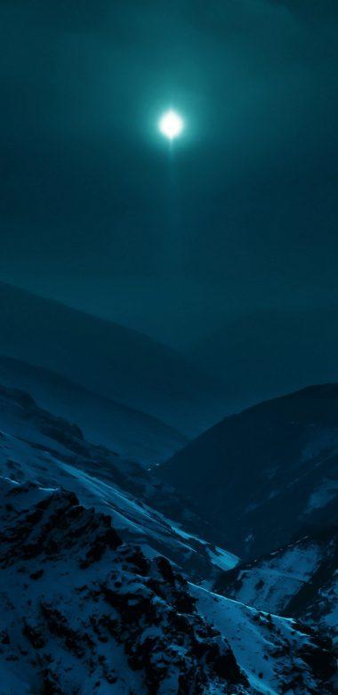 Alborz Mountains Po Wallpaper 720x1480 380x781