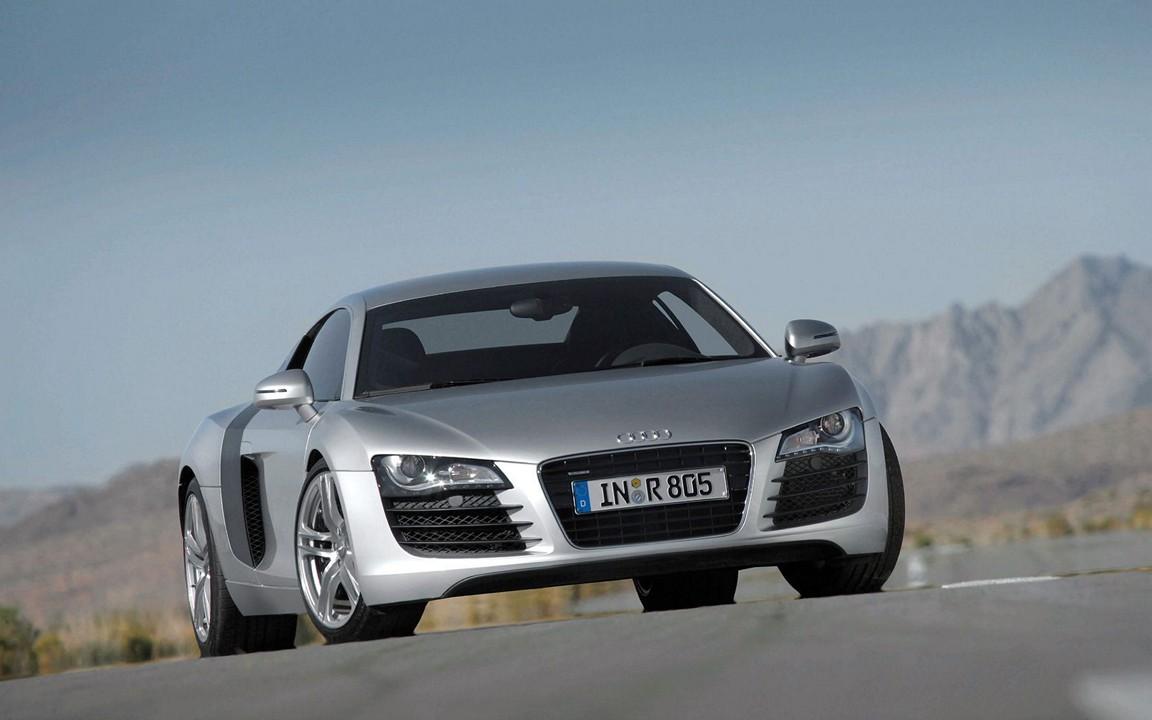Audi R8 Desktop Wallpaper 06