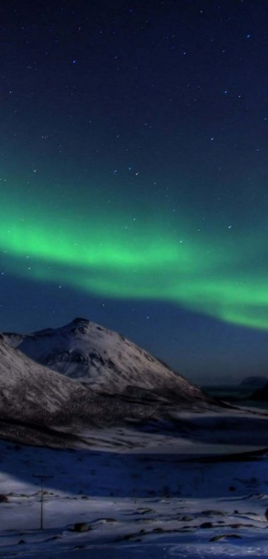 Aurora Borealis Wallpaper 1080x2248 380x791