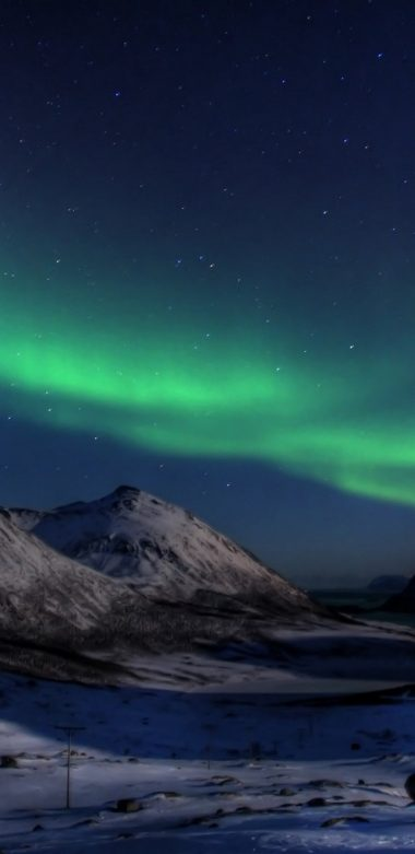 Aurora Borealis Wallpaper 720x1480 380x781