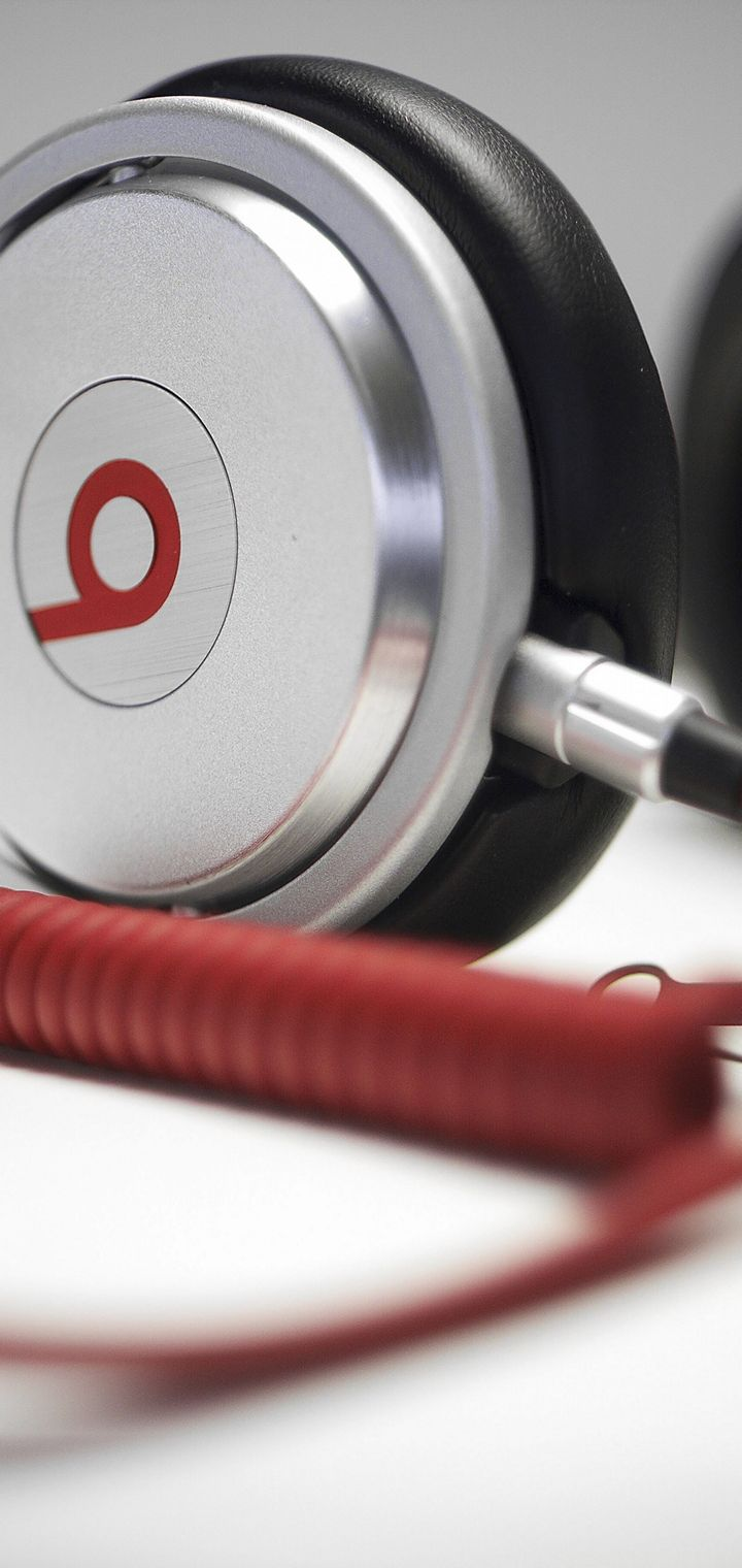 BEATS AUDIO Stereo Speaker Radio Wallpaper 720x1520