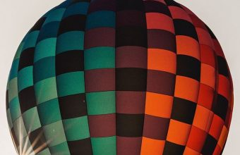 Balloon Flight Sky Wallpaper 720x1520 340x220