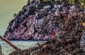 Beach Pebble Rock Hdr Wallpaper 720x1520 340x220
