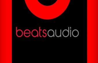 Beats Audio Hd Logo Wallpaper 720x1520 340x220